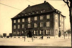 Postamt Dinslaken im Jahr 1929